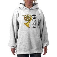 Brass French Horn T-shirt from Zazzle.com