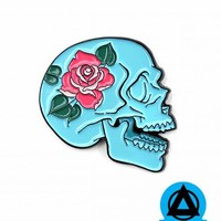 Allison Bamcat - In Bloom Pin