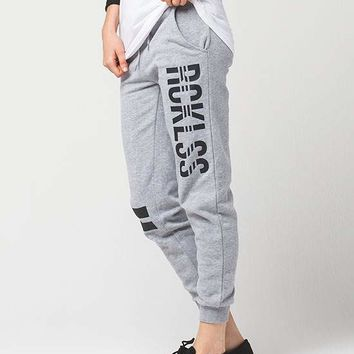 YOUNG & RECKLESS 3 Peat Womens Jogger Pants | Pants + Joggers