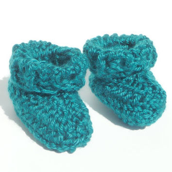 Crochet Baby Booties Knitted Baby Booties Crochet Booties Baby Boy Booties Baby Girl Booties Newborn Booties Baby Shoes Baby Boots Cute Gift