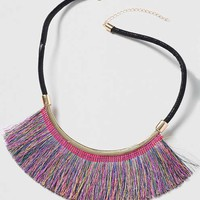 Bright Tassel Collar Necklace - New In This Week - New In