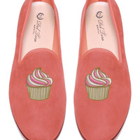Prince Albert Cupcake Slipper Loafers by Del Toro - Moda Operandi