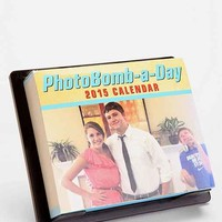 PhotoBomb-A-Day 2015 Daily Calendar- Multi One