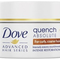 Dove Quench Absolute Restoration Mask, Intensive Ab, 6.7 Ounce
