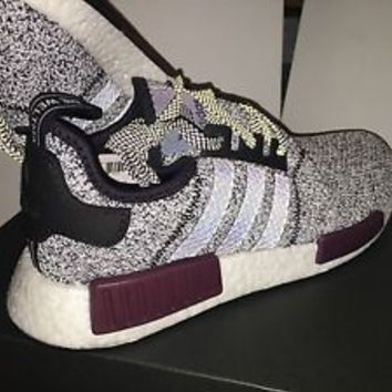 Adidas NMD R1 Runner 3M Gray Black Ultra Boost yeezy superstar flux all white