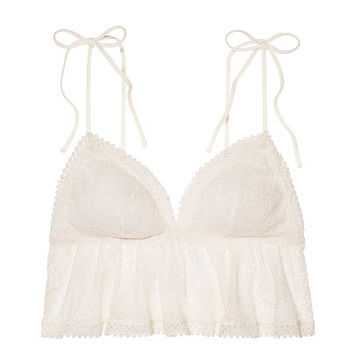 Flutter Lace Bralette - The Victoria's Secret Bralette Collection - Victoria's Secret