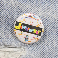 Jawbreaker 1.25 Inch Pin Back Button Badge