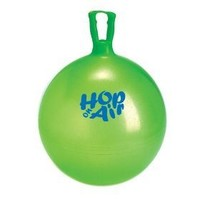 Gymnic Hop On Air 22 - Translucent Green