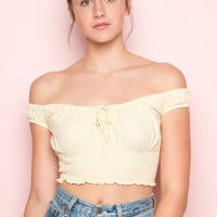 Marilyn Top - Tops - Clothing