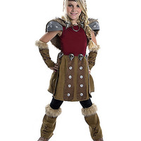 Kids Astrid Costume - How to Train Your Dragon 2 - Spirithalloween.com