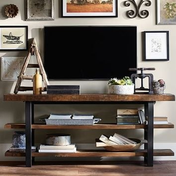 Griffin Reclaimed Wood Media Console