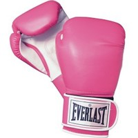 Everlast Women's 12 oz Pro-Style Training Gloves