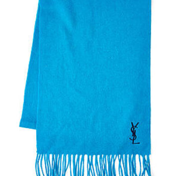 YVES SAINT LAURENT Wool Scarf
