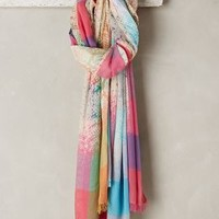Casineria Scarf by Anthropologie Pink One Size Scarves