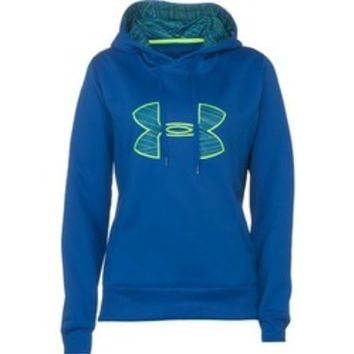Academy - Under Armour® Women's Armour® Fleece Storm Big Logo Hoodie