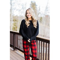 Perfect Moments Sweater - Black