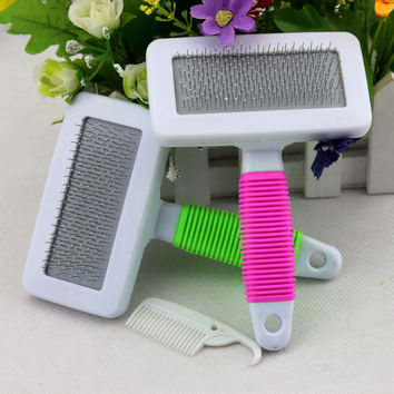 For Cats & Dogs Pet's Accessory Big Size Brush [6381832710]