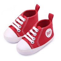 Baby Lace-up Sneakers