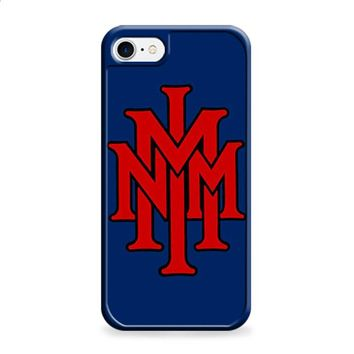 STACKEDNMMI BASEBALL LOGO BLUE iPhone 6 | iPhone 6S case
