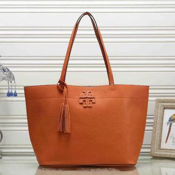 *Tory Burch* Fashion Women Leather Handbag Shoulder Bag