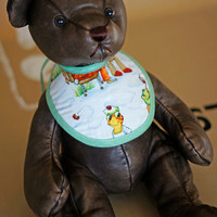 Boy Doll Bib set for your Babys' Bubba - Boy Fun