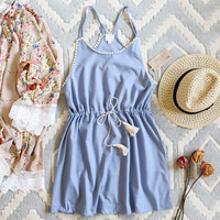 Chambray Shadows Dress