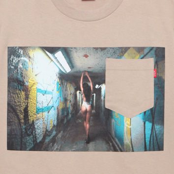 Visual by Van Styles Underground Pocket T-Shirt at PacSun.com