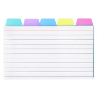 Index Cards - Clear