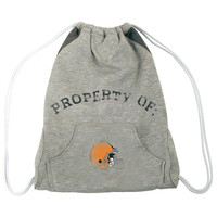 Cleveland Browns NFL Hoodie Clinch Bag