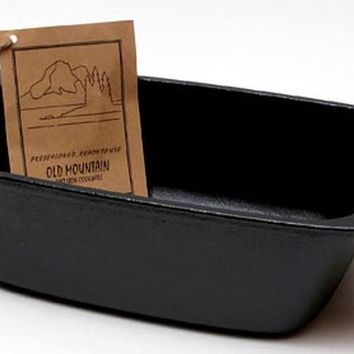 Cast Iron Loaf Pan