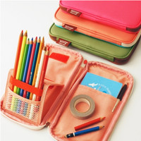 Twin Color Folding Pen Pouch