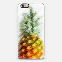 Pineapple Style iPhone 6 case by Emanuela Carratoni | Casetify