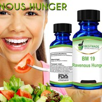 Fast Weight Loss Product plus a Weight Management Program for Men and Women Includes Diet Plan and Hunger Control Remedy to deal with Cravings and Provide Energy (BM19)