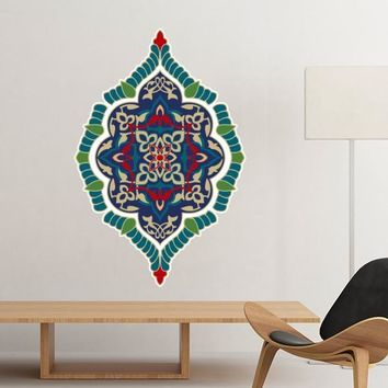 Islam Islamism Religion Arab Allah Faith Pilgrimage Totems Decoration Wall Sticker Decals Mural Wallpaper for Room Decal