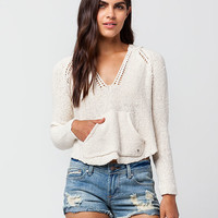 BILLABONG Seaside Solid Womens Sweater | Ponchos