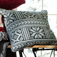 Martin Fair Isle Pillow Cover