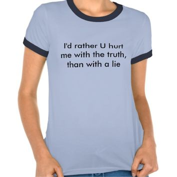 Truth, graphic t-shirt