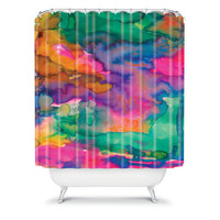 DENY Designs Home Accessories   Amy Sia Ardour Shower Curtain