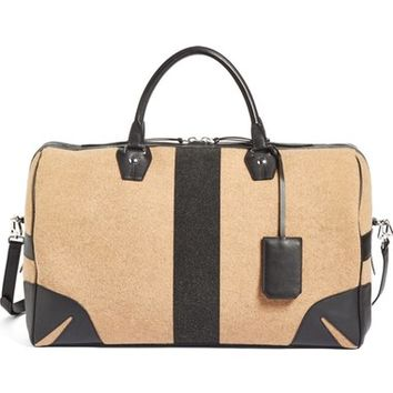 rag & bone Flight Wool Blend Travel Bag (20 Inch) | Nordstrom
