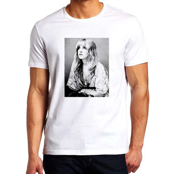 Stevie Nicks Men T-Shirt
