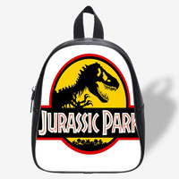 Jurassic Park movie T Rex for School Bag, School Bag Kids, Backpack