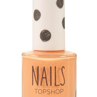 Nails in Peaches and Cream - Nails - Make Up - Topshop