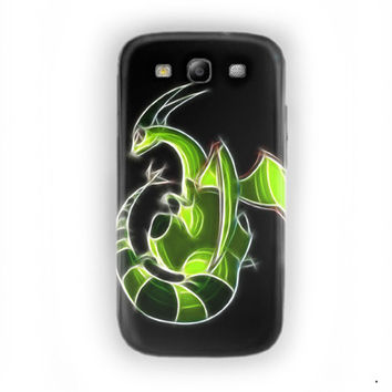 Flygon Pokemon Dragon For Samsung Galaxy S3 Case