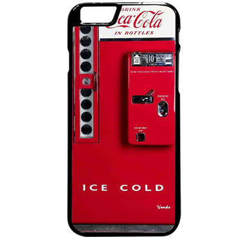 Vintage CocaCola machine For iPhone 6 Plus Case *ST*