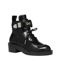 Balenciaga Ceinture Lace Ankle Boots - Ankle boot