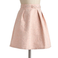 Sweep Me Off My Pleats Skirt | Mod Retro Vintage Skirts | ModCloth.com