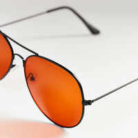 Vintage Filter Aviator Sunglasses | Urban Outfitters