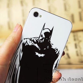 iPhone 4s Decal iphone 4 Stickers iPhone 5 Decals by ohyeahdecal