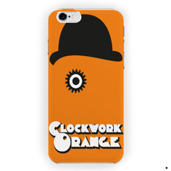 A Clockwork Oranges For iPhone 6 / 6 Plus Case