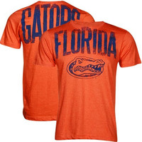 Florida Gators Highway Ring Spun T-Shirt - Orange